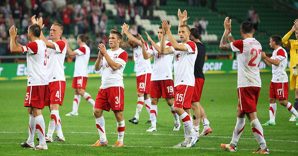 Polska 1-1 Meksyk - fot. Piotr Galas (zdjęcie 99 z 102)