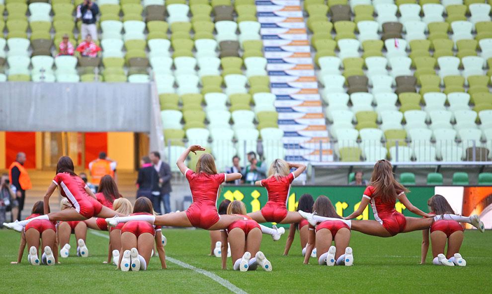 Polska 2-2 Niemcy - fot. Piotr Galas (zdjęcie 13 z 67)