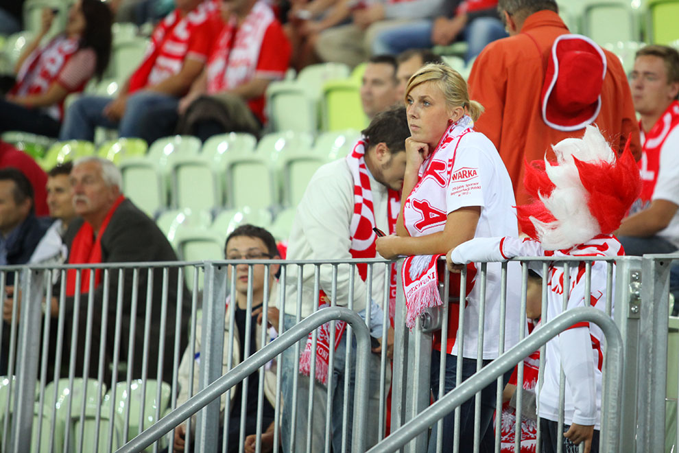 Polska 2-2 Niemcy - fot. Piotr Galas (zdjęcie 18 z 67)