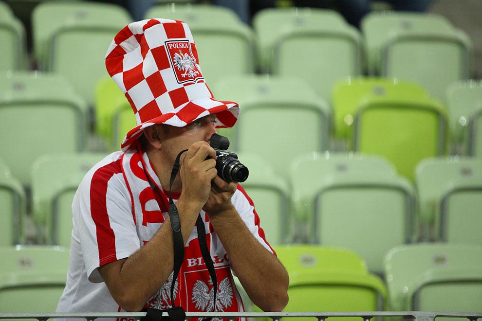 Polska 2-2 Niemcy - fot. Piotr Galas (zdjęcie 21 z 67)