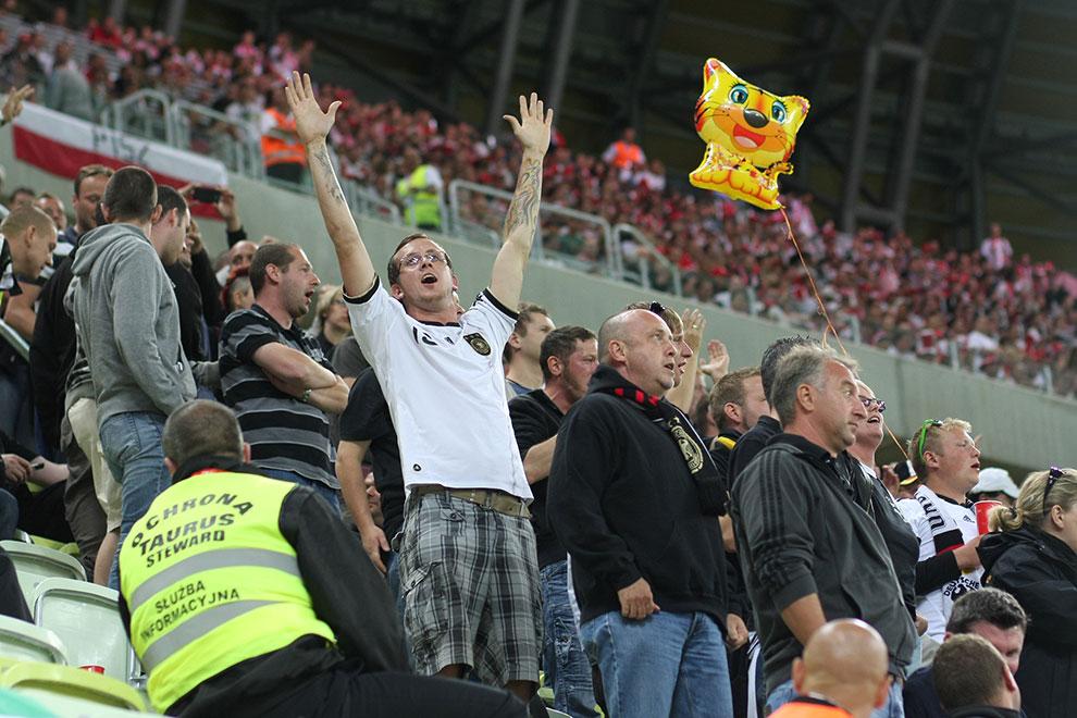 Polska 2-2 Niemcy - fot. Piotr Galas (zdjęcie 24 z 67)