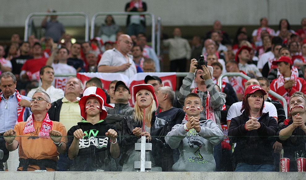 Polska 2-2 Niemcy - fot. Piotr Galas (zdjęcie 25 z 67)