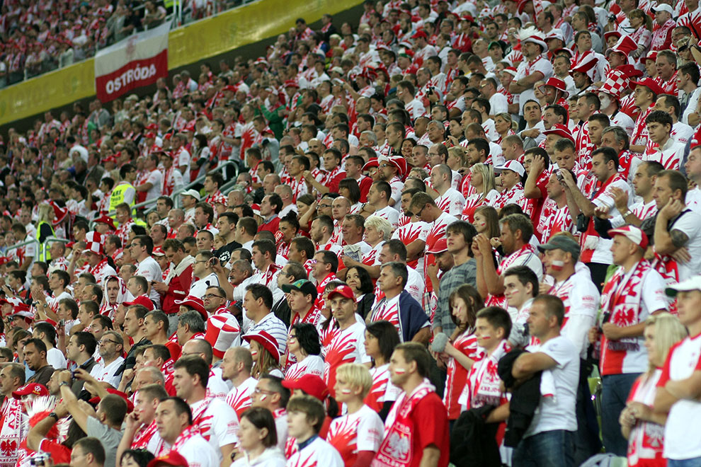 Polska 2-2 Niemcy - fot. Piotr Galas (zdjęcie 26 z 67)