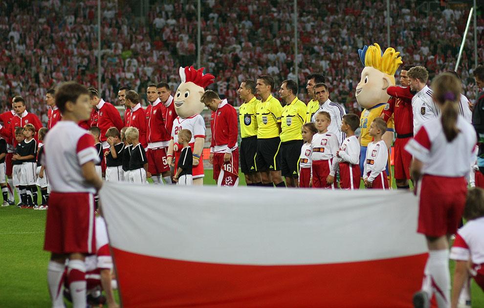 Polska 2-2 Niemcy - fot. Piotr Galas (zdjęcie 27 z 67)