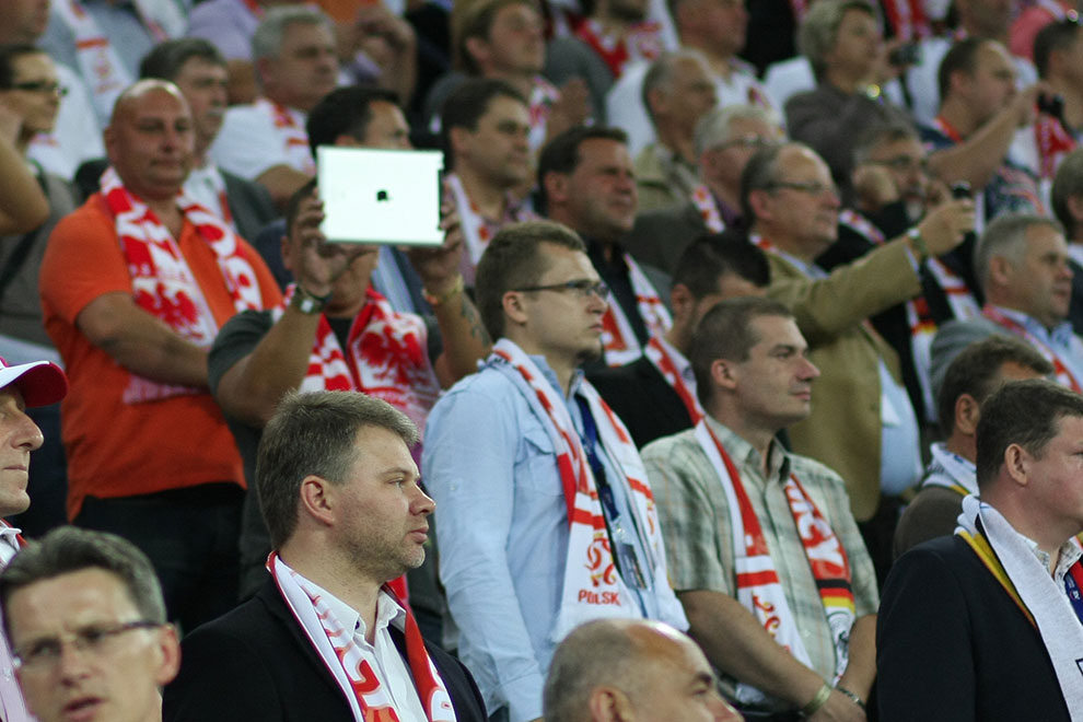 Polska 2-2 Niemcy - fot. Piotr Galas (zdjęcie 28 z 67)