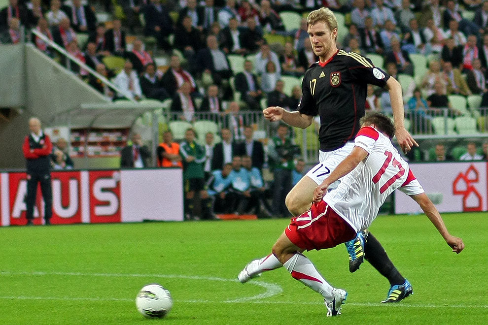 Polska 2-2 Niemcy - fot. Piotr Galas (zdjęcie 33 z 67)