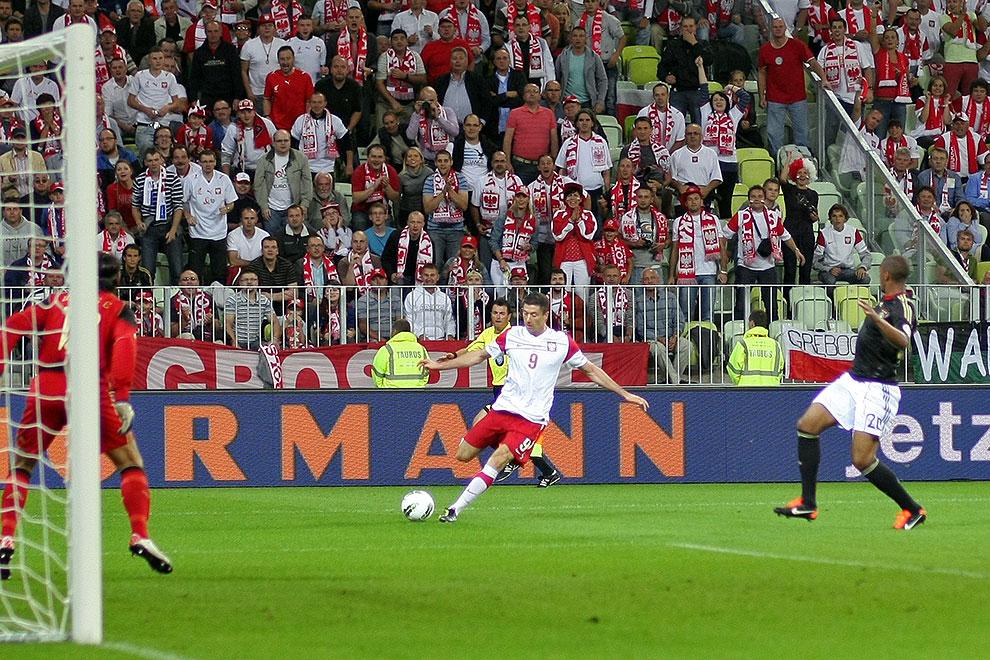 Polska 2-2 Niemcy - fot. Piotr Galas (zdjęcie 34 z 67)