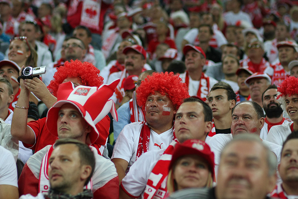 Polska 2-2 Niemcy - fot. Piotr Galas (zdjęcie 36 z 67)