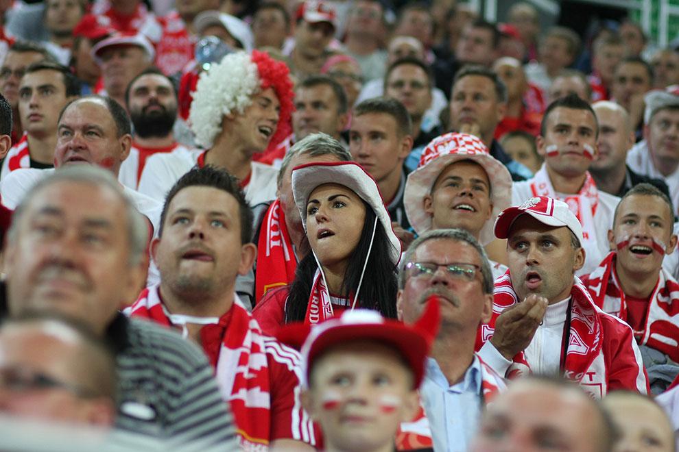 Polska 2-2 Niemcy - fot. Piotr Galas (zdjęcie 37 z 67)
