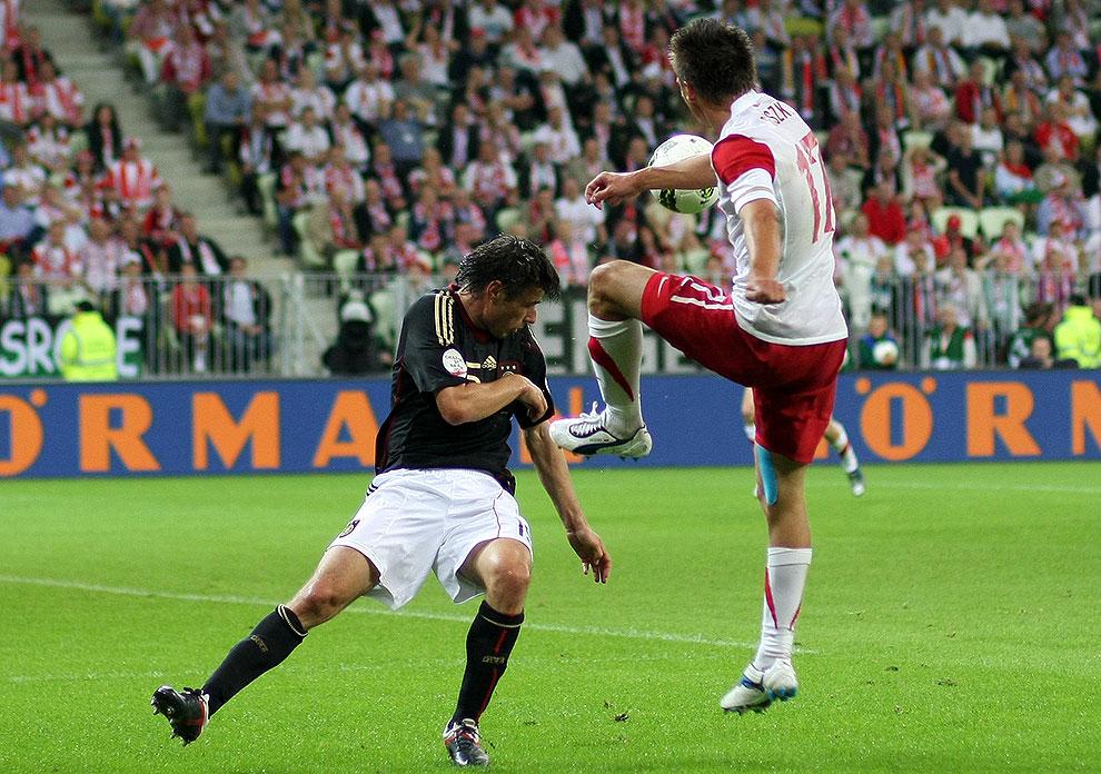 Polska 2-2 Niemcy - fot. Piotr Galas (zdjęcie 38 z 67)