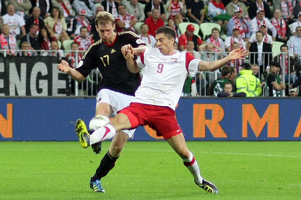 Polska 2-2 Niemcy - fot. Piotr Galas (zdjęcie 39 z 67)
