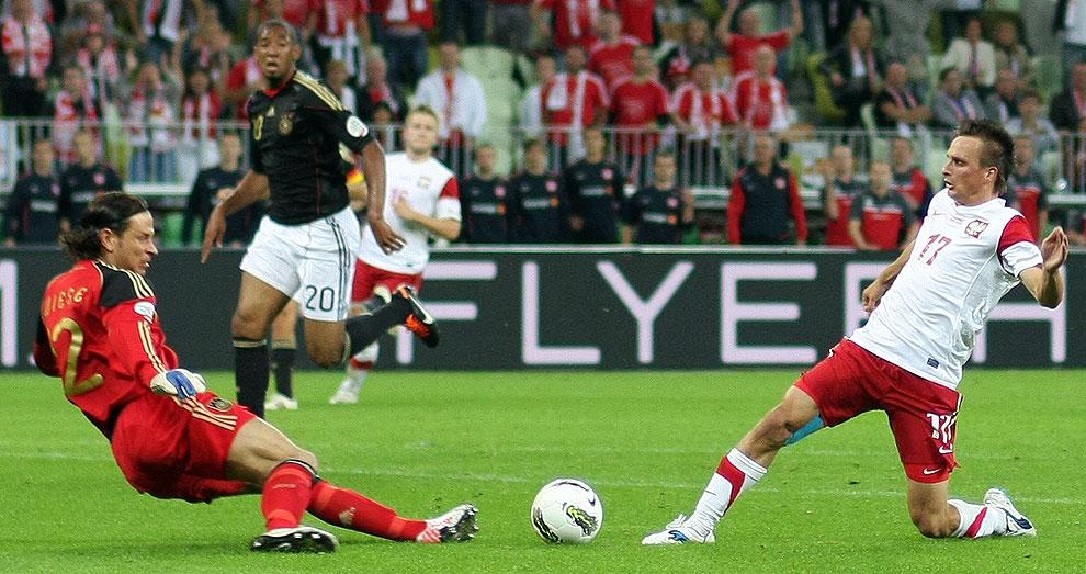 Polska 2-2 Niemcy - fot. Piotr Galas (zdjęcie 40 z 67)
