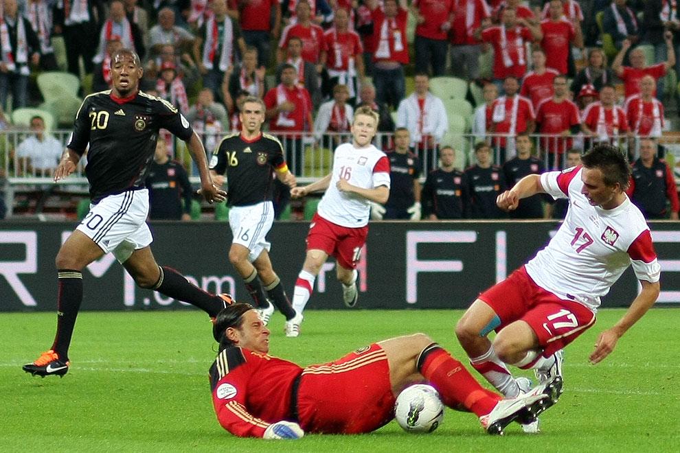 Polska 2-2 Niemcy - fot. Piotr Galas (zdjęcie 41 z 67)