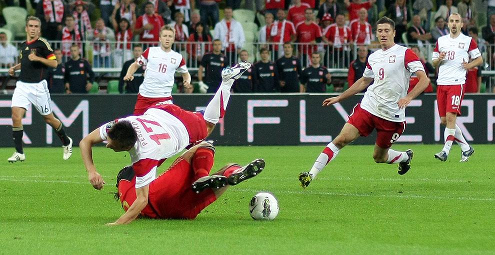 Polska 2-2 Niemcy - fot. Piotr Galas (zdjęcie 42 z 67)