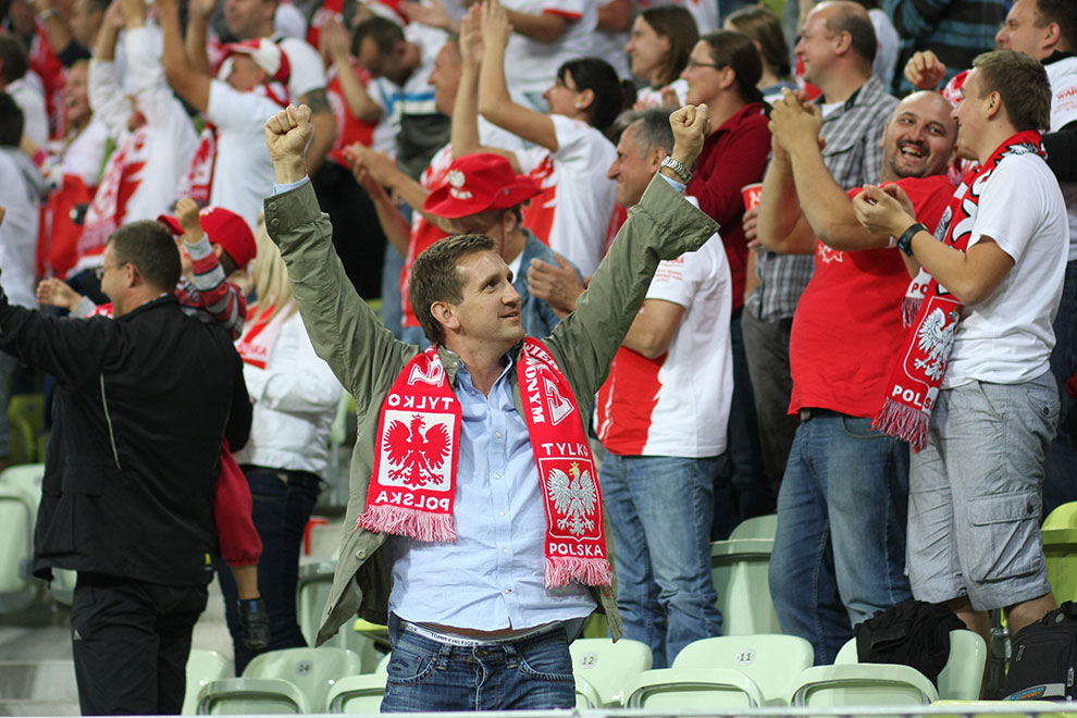 Polska 2-2 Niemcy - fot. Piotr Galas (zdjęcie 44 z 67)