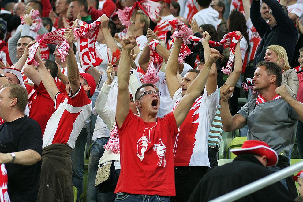 Polska 2-2 Niemcy - fot. Piotr Galas (zdjęcie 45 z 67)