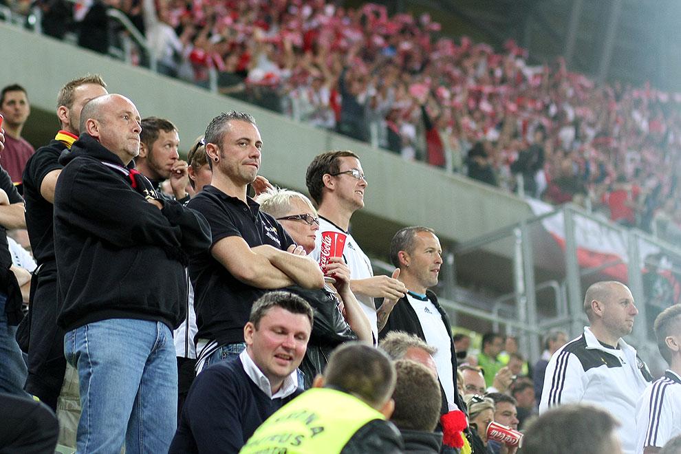 Polska 2-2 Niemcy - fot. Piotr Galas (zdjęcie 46 z 67)