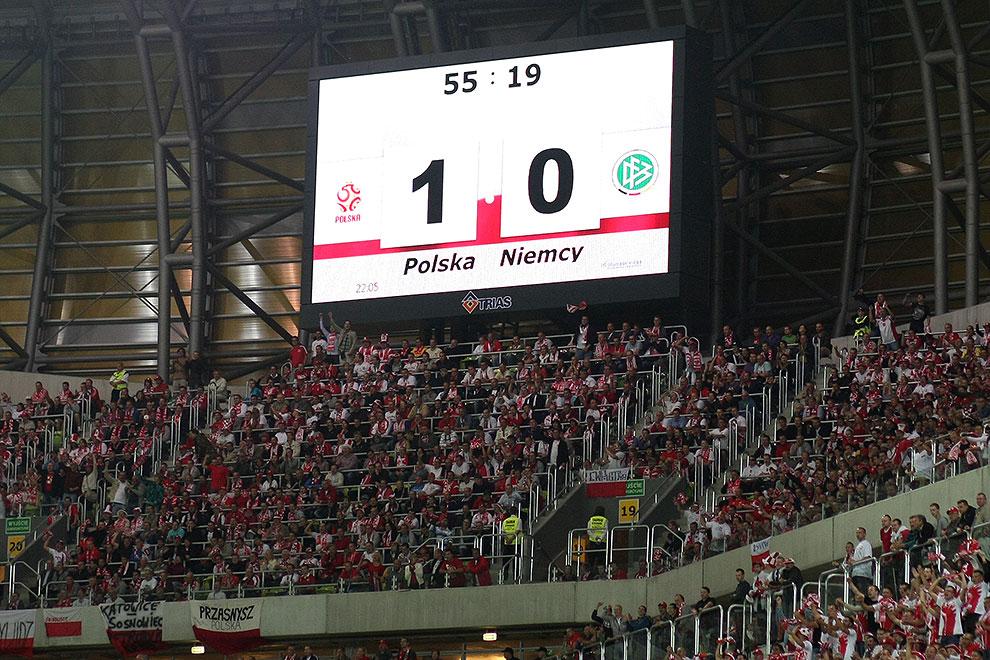Polska 2-2 Niemcy - fot. Piotr Galas (zdjęcie 48 z 67)