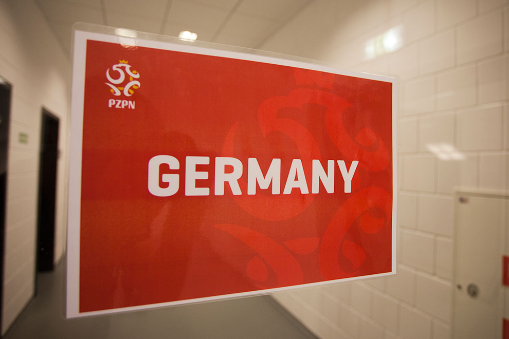 Polska 2-2 Niemcy - fot. Piotr Galas (zdjęcie 5 z 67)