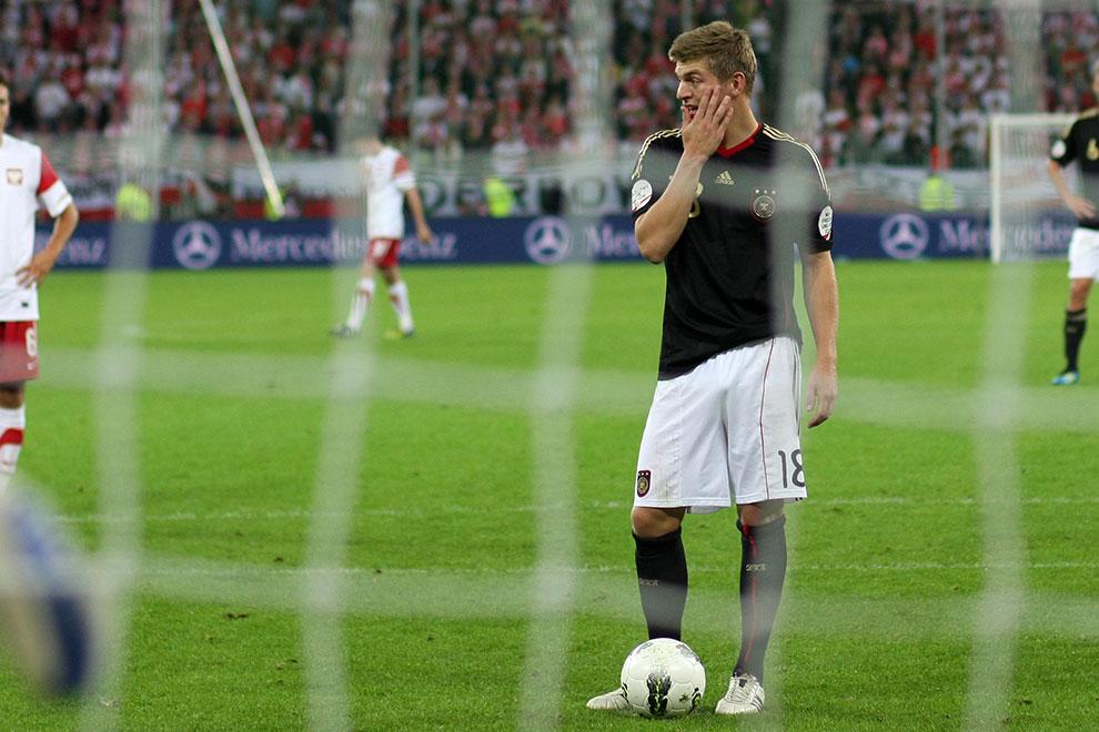 Polska 2-2 Niemcy - fot. Piotr Galas (zdjęcie 50 z 67)