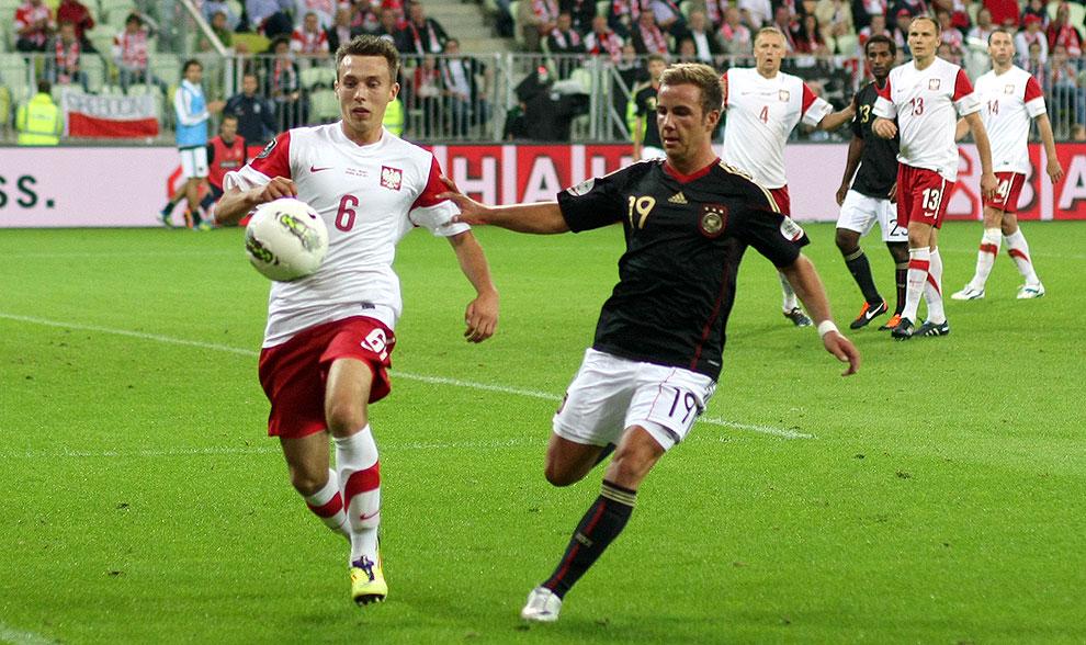 Polska 2-2 Niemcy - fot. Piotr Galas (zdjęcie 53 z 67)