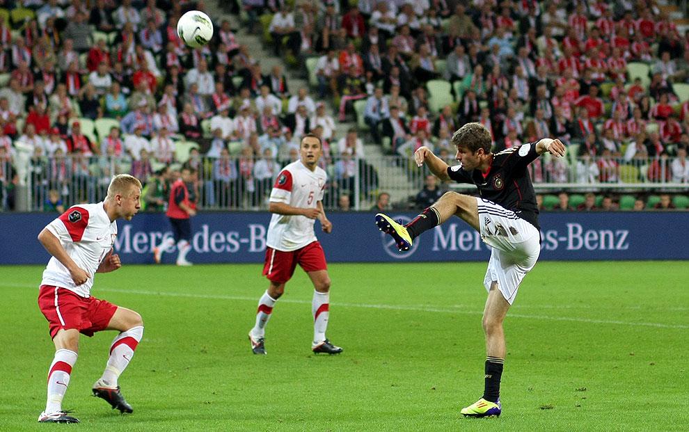 Polska 2-2 Niemcy - fot. Piotr Galas (zdjęcie 56 z 67)