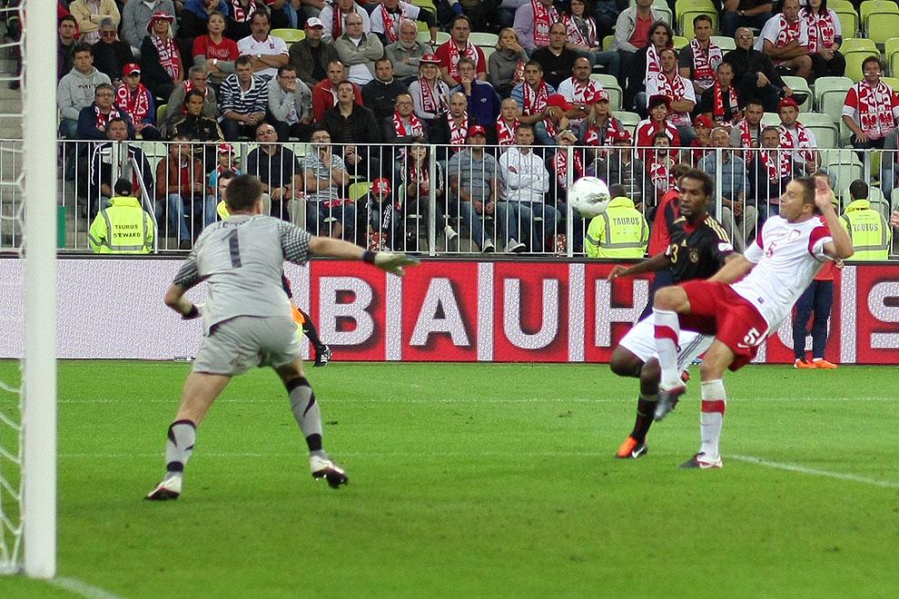 Polska 2-2 Niemcy - fot. Piotr Galas (zdjęcie 57 z 67)