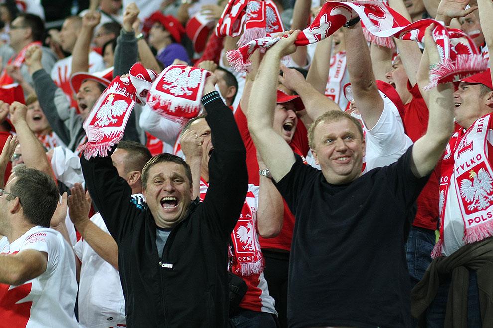Polska 2-2 Niemcy - fot. Piotr Galas (zdjęcie 58 z 67)