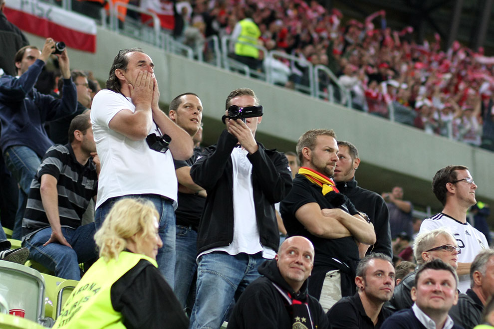 Polska 2-2 Niemcy - fot. Piotr Galas (zdjęcie 60 z 67)