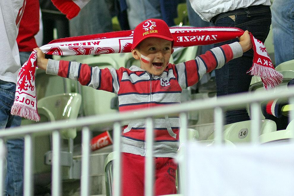 Polska 2-2 Niemcy - fot. Piotr Galas (zdjęcie 61 z 67)