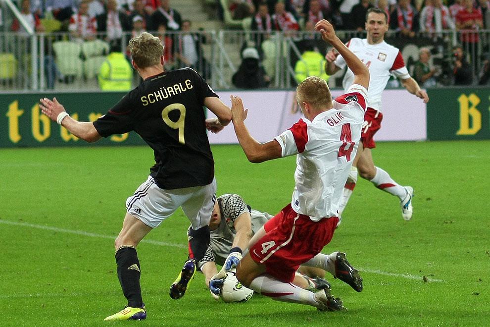 Polska 2-2 Niemcy - fot. Piotr Galas (zdjęcie 63 z 67)