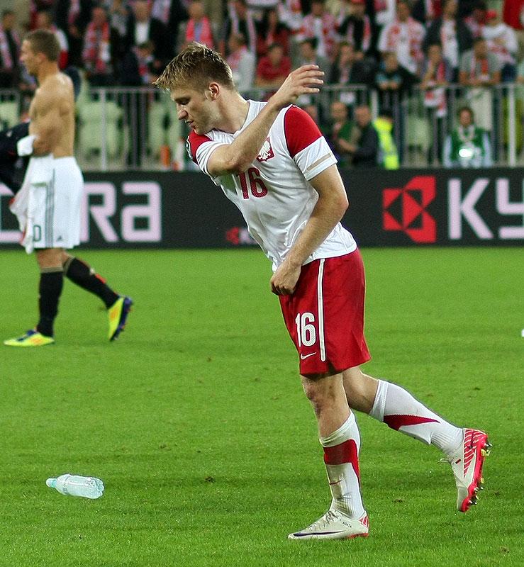 Polska 2-2 Niemcy - fot. Piotr Galas (zdjęcie 66 z 67)