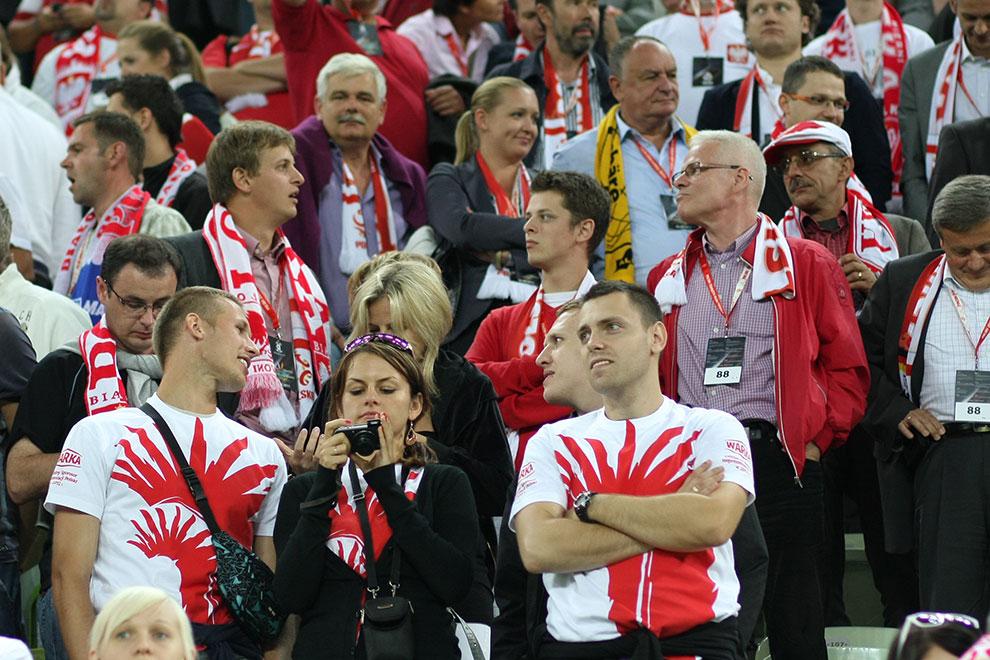 Polska 2-2 Niemcy - fot. Piotr Galas (zdjęcie 67 z 67)