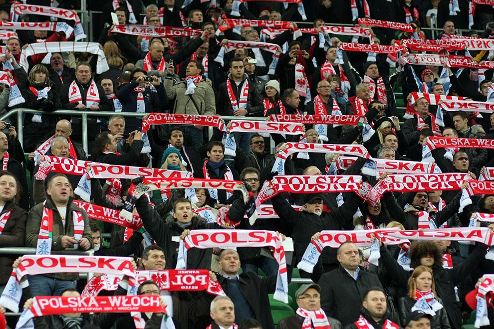 Polska 0-2 Włochy - fot. Piotr Galas (zdjęcie 10 z 61)