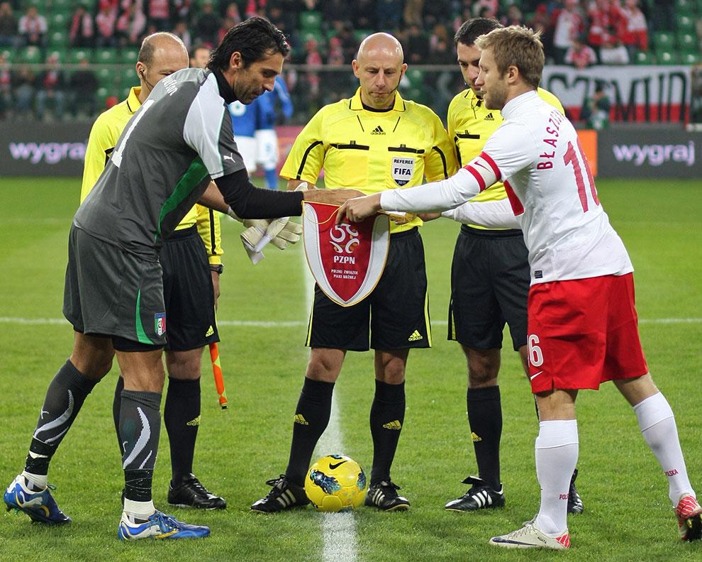 Polska 0-2 Włochy - fot. Piotr Galas (zdjęcie 16 z 61)