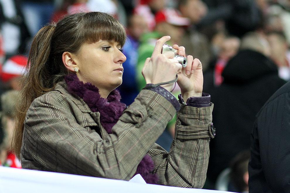 Polska 0-2 Włochy - fot. Piotr Galas (zdjęcie 20 z 61)