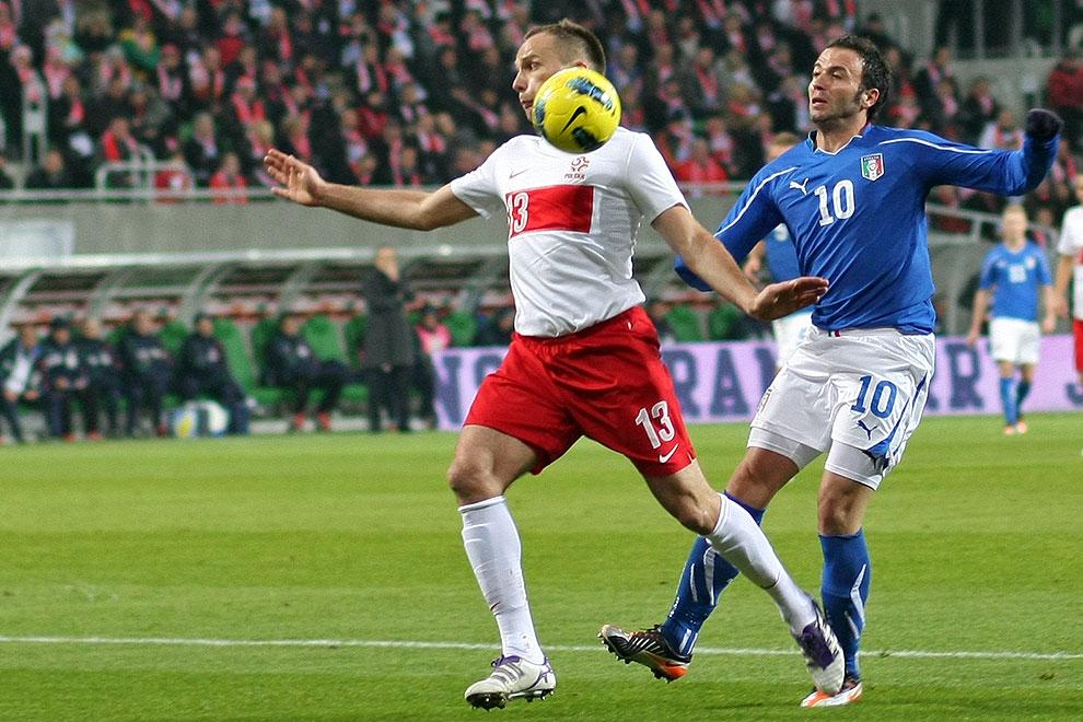Polska 0-2 Włochy - fot. Piotr Galas (zdjęcie 22 z 61)