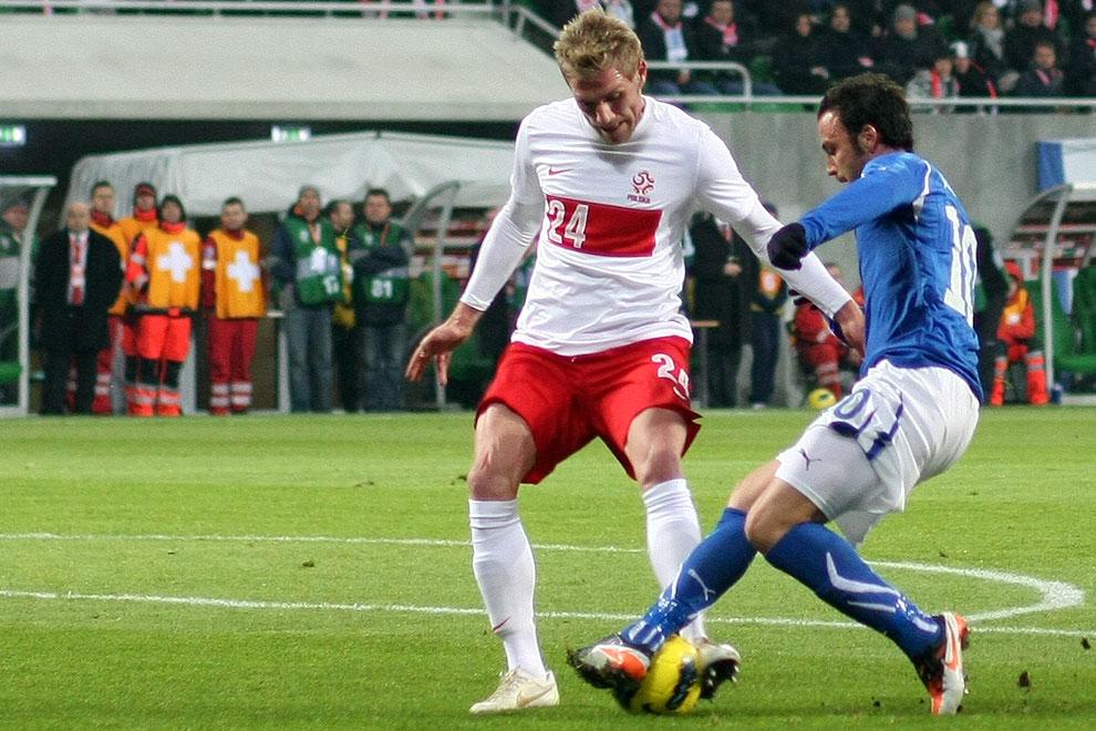 Polska 0-2 Włochy - fot. Piotr Galas (zdjęcie 23 z 61)