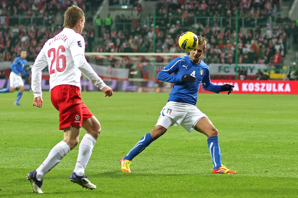 Polska 0-2 Włochy - fot. Piotr Galas (zdjęcie 25 z 61)