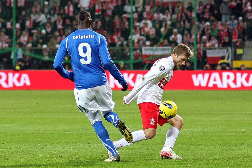 Polska 0-2 Włochy - fot. Piotr Galas (zdjęcie 26 z 61)