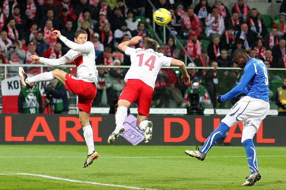 Polska 0-2 Włochy - fot. Piotr Galas (zdjęcie 27 z 61)