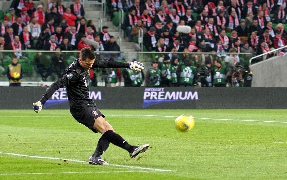 Polska 0-2 Włochy - fot. Piotr Galas (zdjęcie 28 z 61)