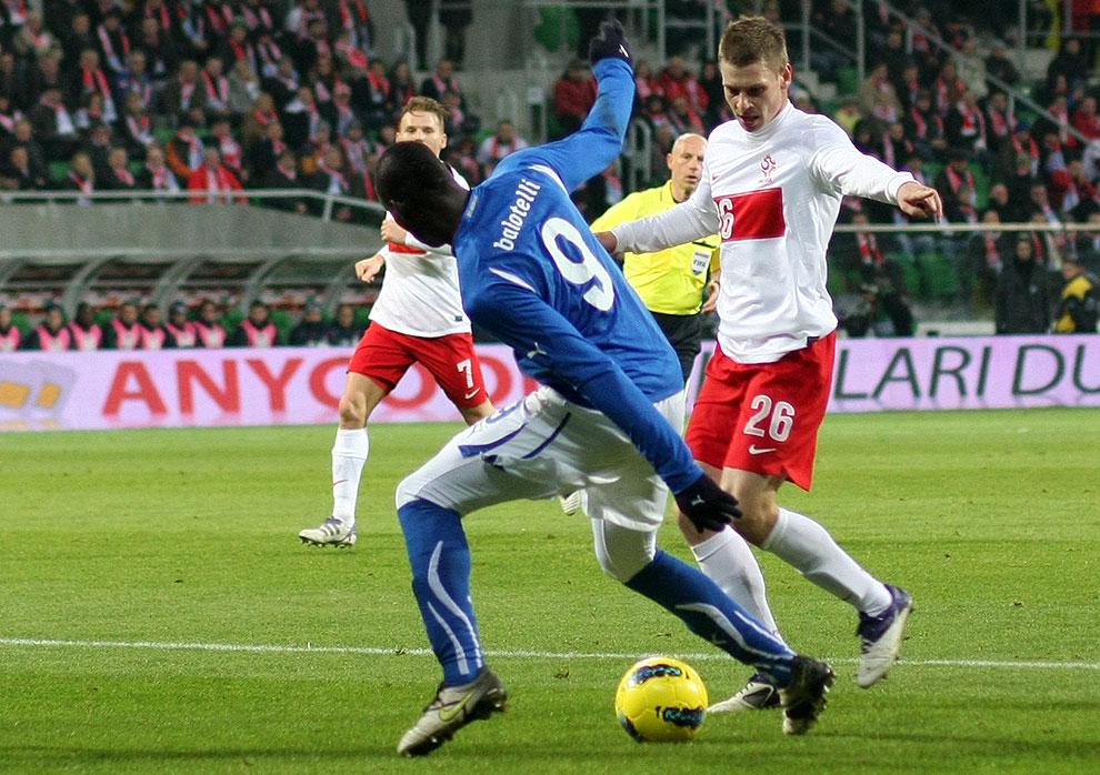 Polska 0-2 Włochy - fot. Piotr Galas (zdjęcie 29 z 61)