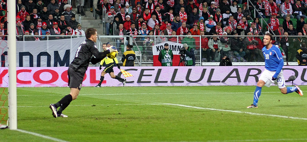 Polska 0-2 Włochy - fot. Piotr Galas (zdjęcie 30 z 61)