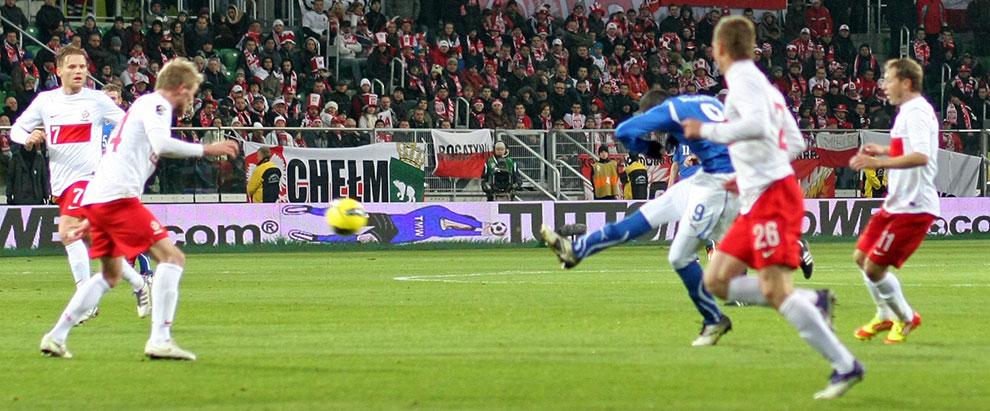 Polska 0-2 Włochy - fot. Piotr Galas (zdjęcie 31 z 61)
