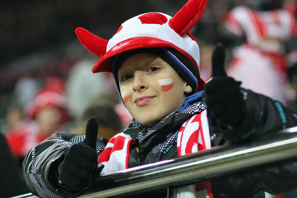 Polska 0-2 Włochy - fot. Piotr Galas (zdjęcie 33 z 61)