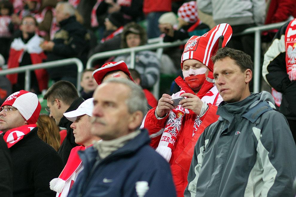 Polska 0-2 Włochy - fot. Piotr Galas (zdjęcie 35 z 61)