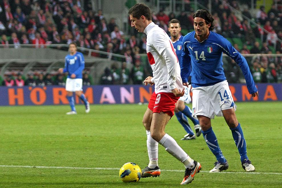 Polska 0-2 Włochy - fot. Piotr Galas (zdjęcie 38 z 61)