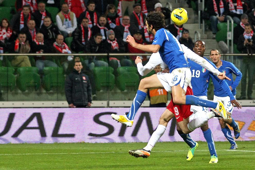 Polska 0-2 Włochy - fot. Piotr Galas (zdjęcie 39 z 61)