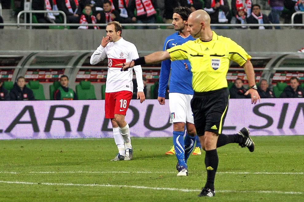 Polska 0-2 Włochy - fot. Piotr Galas (zdjęcie 40 z 61)